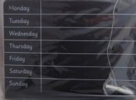 VERY LARGE BLACKBOARD MESSAGES FOR WEEKLY PLANNER ACTIVITIES NOTICE BOARD.....